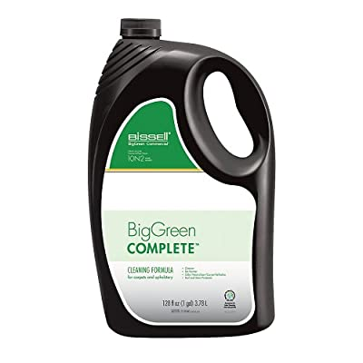 Complete Cleaning Formula For Bissell Biggreen Commercial Carpet Cleaning Machine - Case Of 4
