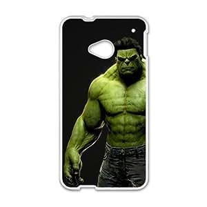 Hulk The Avengers White HTC M7 case by icecream design
