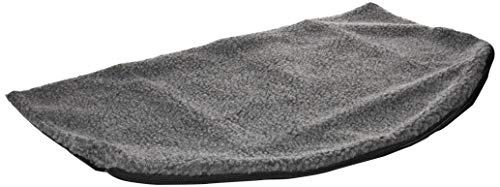 K&H Pet Products Igloo Style Outdoor Heated Pad Deluxe Cover Medium Gray 14.5