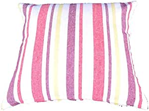Decorative pillow comfortable cotton cushion for home seating travel, car and chair