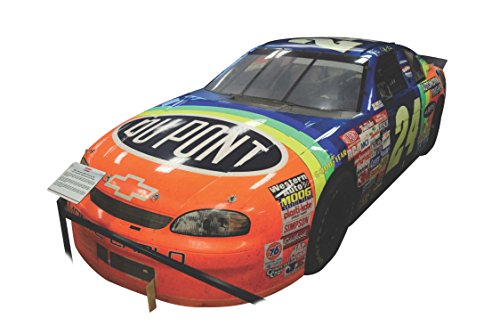 Lionel Racing Jeff Gordon # 24 Dupont 1997 Daytona 500 Win 1997 Chevrelot Monte Carlo 1:64 Scale ARC HT Official Diecast of (Jeff Gordon Diecast)