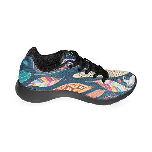 Scarpa Da Jogging Leggera Da Donna Running Jogging Leggera Easy Go Walking Comfort Sportivo Scarpe Da Ginnastica Multi 4