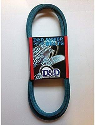 D/&D PowerDrive 75404091 Mtd Or Cub Cadet Kevlar Replacement Belt 29 Length 0.38 Width