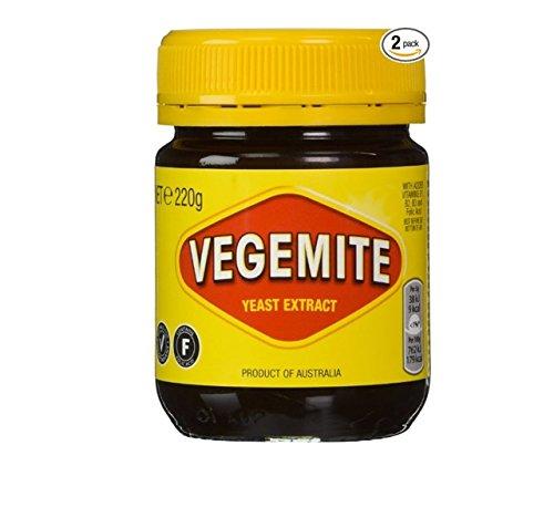 Australian Vegemite 220g Jar (Pack of - Vitamins B Vegemite