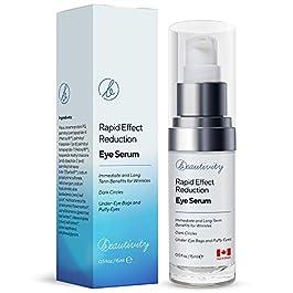 Rapid Effect Eye Gel Eye Wrinkle Cream Reduce Under-Eye Bags, Wrinkles, Dark Circles, Fine Lines & Crow's Feet Instantly…