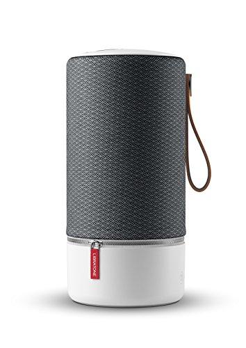 Libratone ZIPP Wireless SoundSpaces Lautsprecher (Multiroom, SoundSpaces, AirPlay, Bluetooth, DLNA, WiFi) Graphite Grey