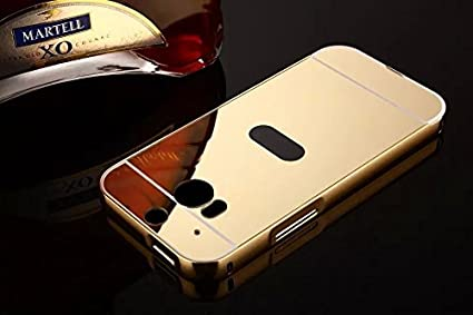 huge selection of f5ae4 a5563 HTC One M8 EYE - Luxury Elegant Metal Aluminum Frame +: Amazon.in ...