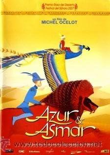 """Resultat d'imatges per a """"Azur y Asmar dvd"""""""