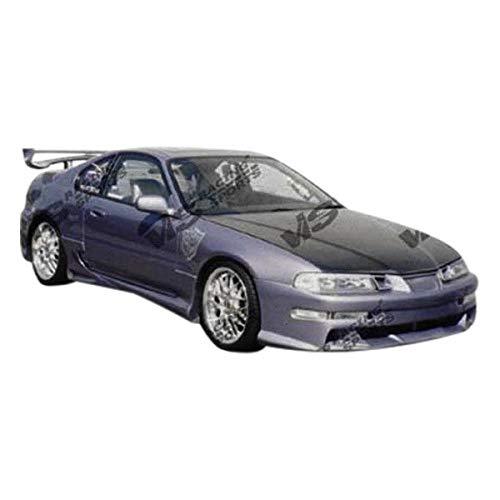 VIS Racing (VIS-ZFA-282) OEM Style Hood Carbon Fiber - Compatible for Honda Prelude 1992-1996 (1992 1993 1994 1995 1996 | 92 93 94 95 96)