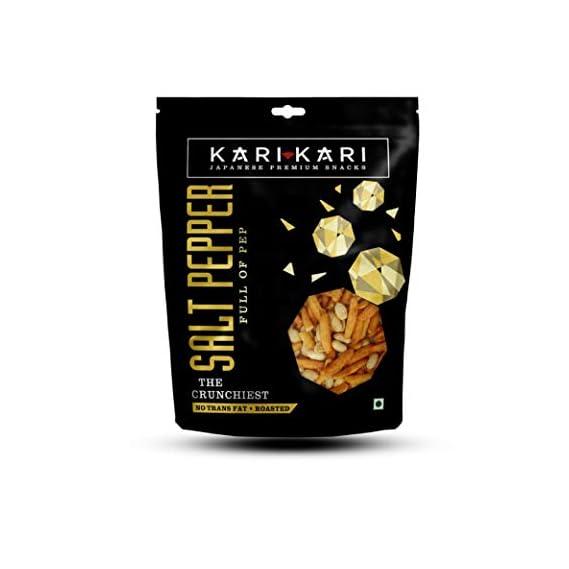Kari Kari Salt and Pepper, 60g