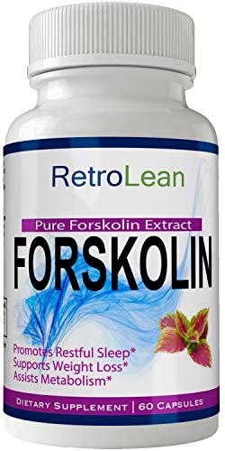 - Retro Lean Forskolin for Weight Loss | Retro Lean Pure Forskolin Diet Pills | Italic Forskolin Supplement Tablets | Forskolin Capsules | Pills for Weightloss | Original by n4h