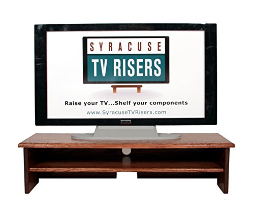 X-Large Triple Tier TV Riser 36x14x8 3/4