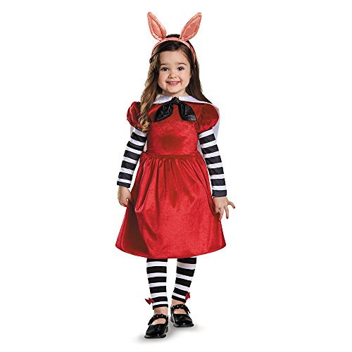 Olivia Toddler Costumes (Olivia Classic Toddler Costume, Medium (3T-4T))
