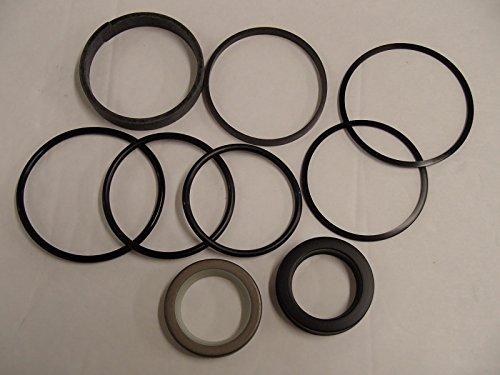 128728A1 Tilt Bucket Cylinder Seal Kit Fits Case 1835C 1838 1840 1845C ()
