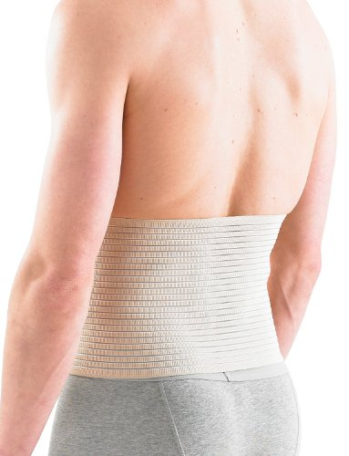 NEO G Upper Abdominal Hernia Support - XX-LARGE - Beige - Medical Grade Quality, breathable & adjustable, pre/post-surgery aid HELPS reduce symptoms of overstrain & exertion, abdominal hernias -Unisex by Neo-G (Image #1)