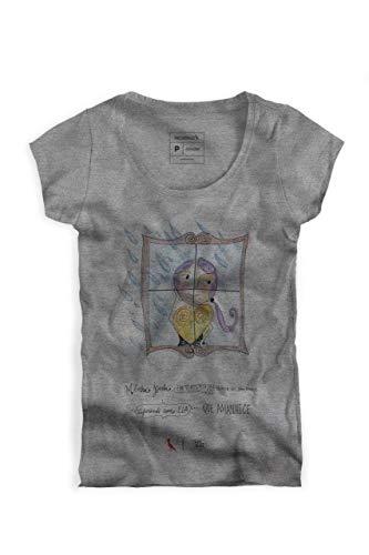 Camiseta Janela Fem