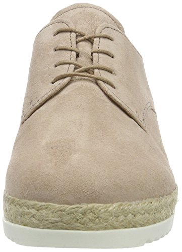 Gabor Shoes Fashion, Women's Lace up Shoes Beige (Red 14)