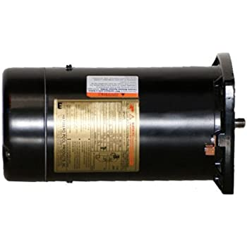 Hayward spx2710z1m 1 1 2 horsepower threaded for Hayward sp2610x15 replacement motor