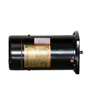 Hayward spx2705z1m 3 4 hp threaded shaft motor for Hayward super pump replacement motor 1 hp