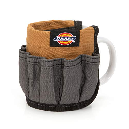 (Dickies Work Gear 57012 Grey/Tan Mini Mug Organizer)
