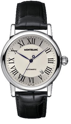 Reloj Montblanc Star Platinum