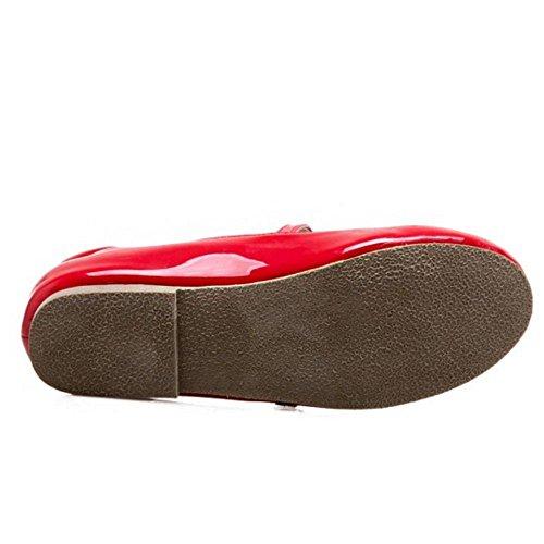 Doux Chaussures Femmes Ballet Plat Zanpa S4q5xIYww
