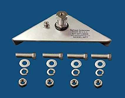 Amazon com: Tarheel Antennas MT-7 Stainless Steel Corner