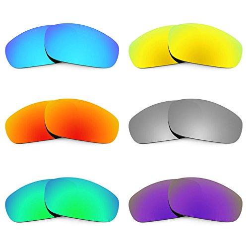 Verres Revant pour monture Oakley Fives (2009) Polarisés 6 Combo Pack de paires K027