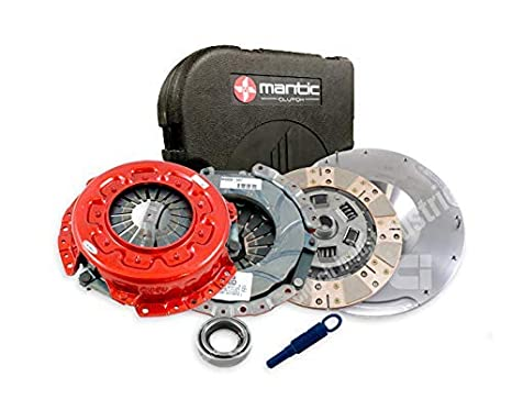 Mantic Stage Clutch Kit - MANTIC HD Cover Assembly | Ceramic (SSCC) Clutch Plate