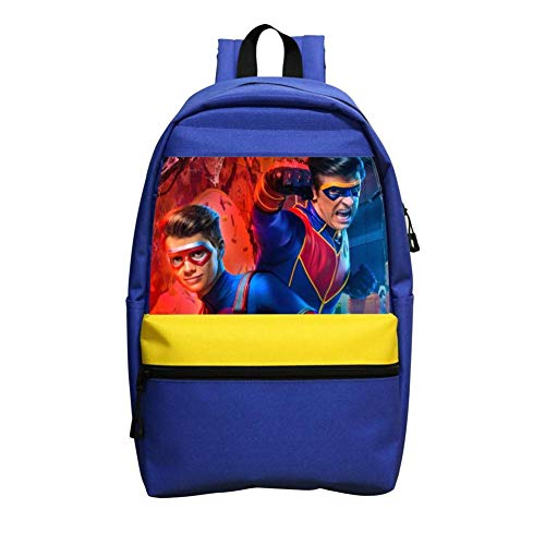 - Kids School Backpacks He-nRY Da-nG-eR Casual Daypack School Bags Bookbag For Boys Girls
