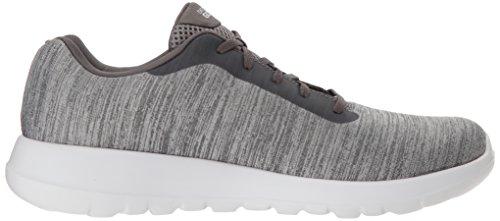 Sneaker Max Hero Walk Skechers Men's Charcoal Go qOXx7P