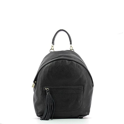 COCCINELLE Backpack LEONIE Female Leather Black - E1AN0140101001