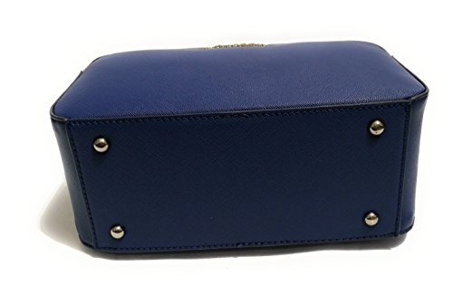 SCERVINO CAMERA DONNA BORSA BLU SOLID NEW MOD ERMANNO COL BS18ES40 BAG NAVY ANYA qStwgWd