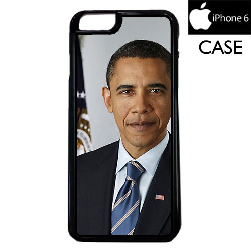 Printing Obama Cover (Barack Obama Apple iPhone 6 PLASTIC cell phone Case / Cover Great Gift Idea)
