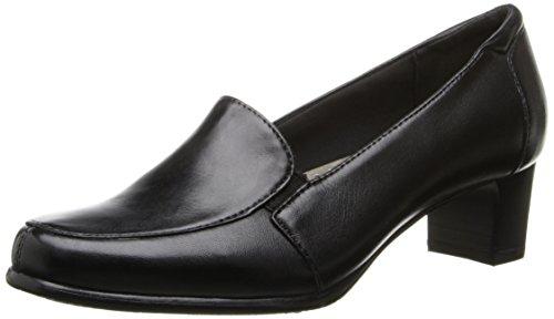 Trotters Women's Gloria Slip On,Black,6.5 M
