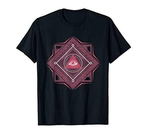 The All Seeing Eye Tribe of Shane Dawson T-Shirt