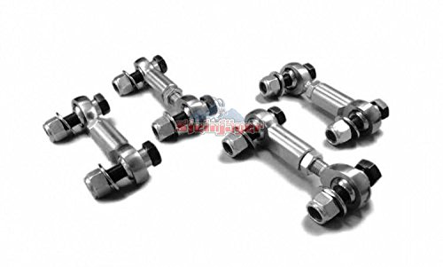 Steinjä ger 1997-2004 Corvette End Links For Front and Rear Sway Bars PTFE Rod Ends C5 Steinjager
