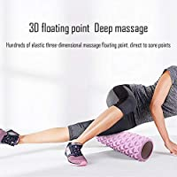 Foam Roller For Deep Tissue Muscle Massage, columna yoga+ ...