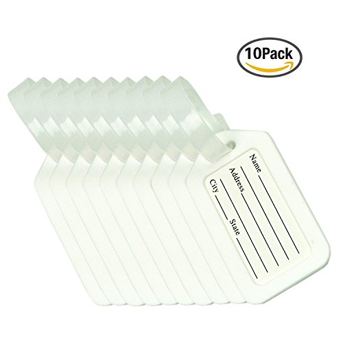 adecco-llc-10pcs-luggage-tags-suitcase-labels-handle-wraps-grips-travel-accessories-travel-identifie