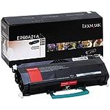 LEXE260A21A - Lexmark Black Toner Cartridge