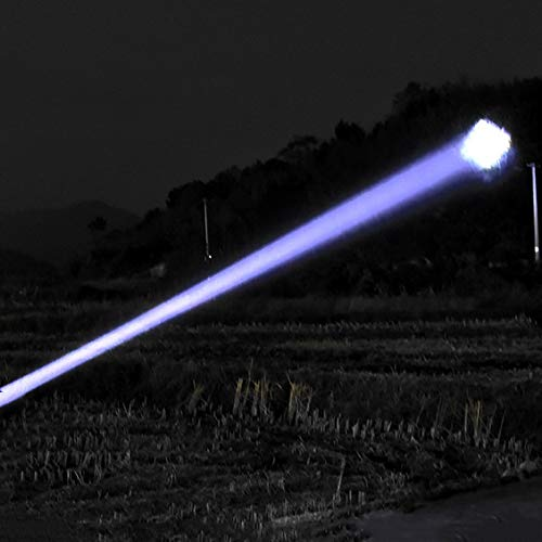 TYXZLF Super Bright LED Glare Waterproof Night Fishing USB Charging Multi-Function Fishing Lamp