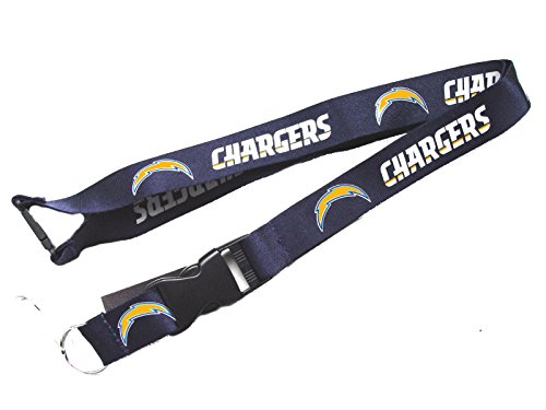San Diego Chargers Lanyard (Key Ring San Chargers Diego)
