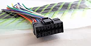 sony xav 60 wiring harness amazon.com: wire harness for sony xav-602bt xav-712hd dsx ... series 60 wiring harness #10