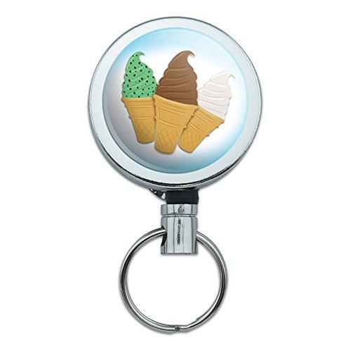 ice cream cone holder metal - 4