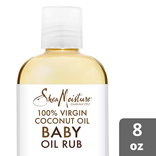 SheaMoisture virgin coconut murumuru moisturizer