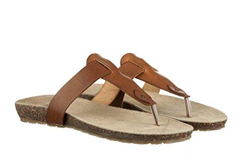 Sandalen Sandaletten aus Leder Schuhe Damen RIPA shoes - 53-A223