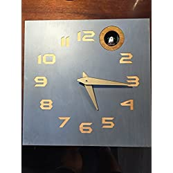 Modern Cuckoo Clock - Wall Mount with Dial Numbers