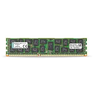 Kingston KVR13R9D4/16 - Memoria RAM de 16 GB (1333 MHz DDR3 ECC Reg CL9 DIMM 240-pin)