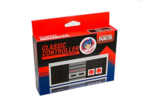 Nintendo NES Classic Edition Wired Controller for Nintendo NES - Nintendo Entertainment System Classic (1 Controller - System Sold Separately)