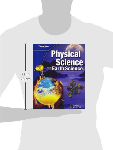 Glencoe Physical iScience with Earth iScience, Student Edition (PHYSICAL SCIENCE) by McGraw-Hill Education (Image #1)